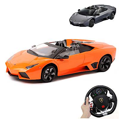 lamborghini reventon roadster mit lenkrad fernsteuerung. Black Bedroom Furniture Sets. Home Design Ideas