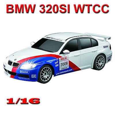 original bmw 320si wtcc auto car rc ferngesteuertes lizenz. Black Bedroom Furniture Sets. Home Design Ideas