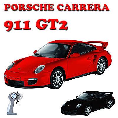 original porsche carrera 911 gt2 auto rc ferngesteuertes. Black Bedroom Furniture Sets. Home Design Ideas