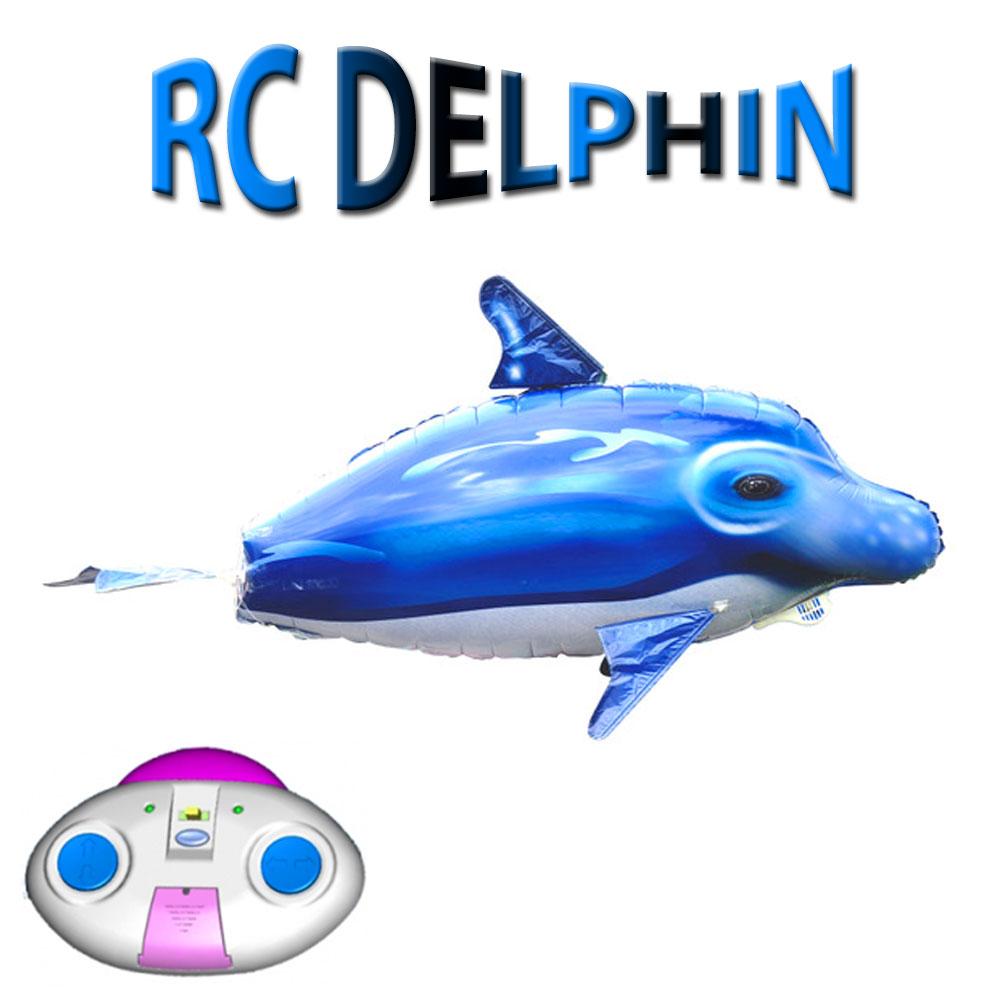 RC Ferngesteuerter Fliegender DelphinDelfin Fisc