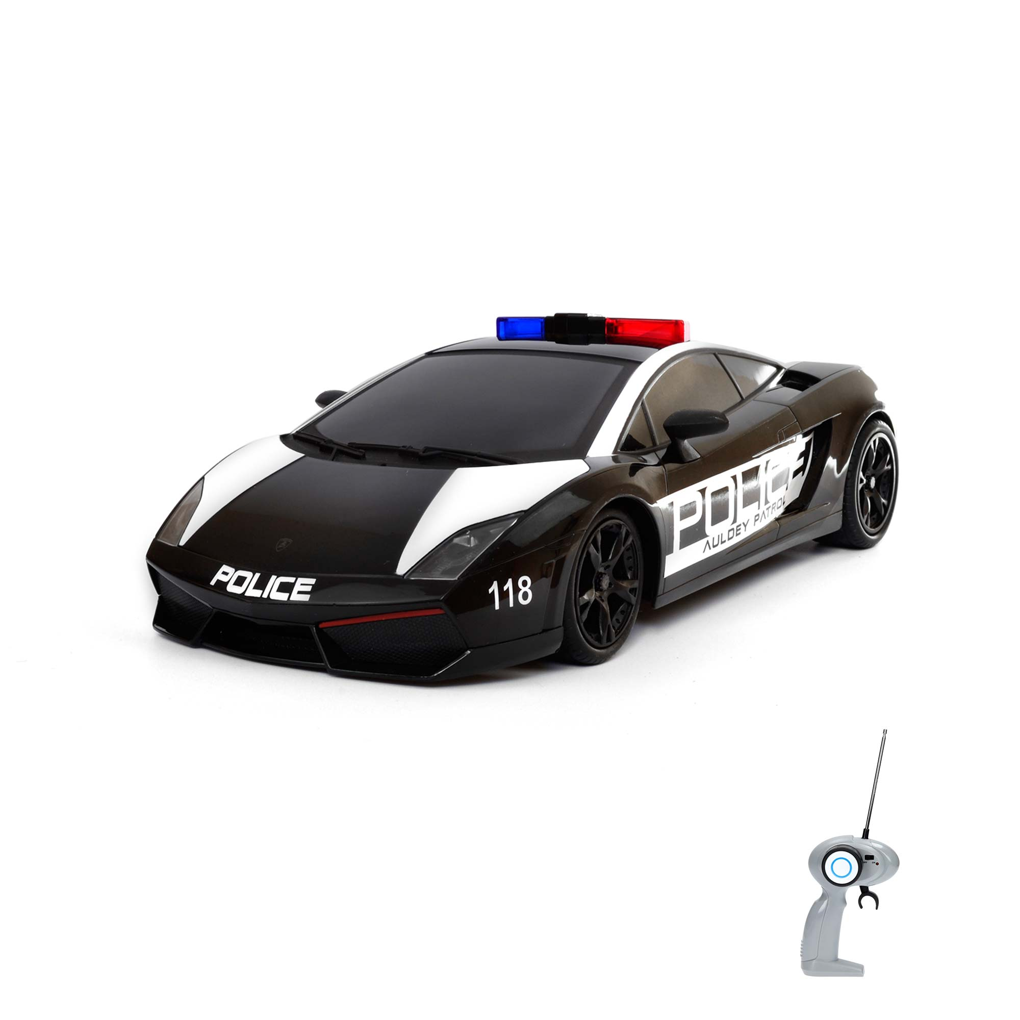 lamborghini gallardo lp560 4 rc ferngesteuertes polizei. Black Bedroom Furniture Sets. Home Design Ideas