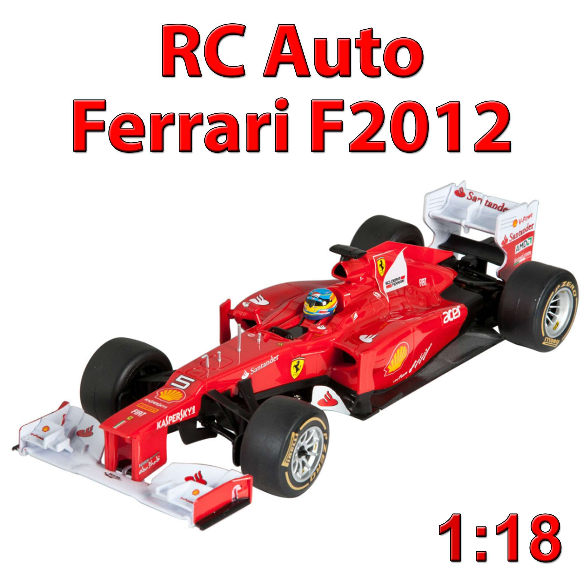 f1 ferrari f2012 von alonso rc ferngesteuertes formel 1. Black Bedroom Furniture Sets. Home Design Ideas