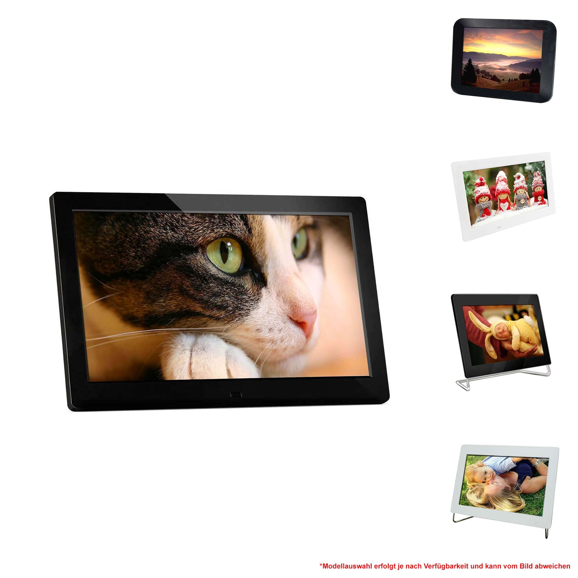 DEFEKT - 10 Zoll Digitaler Bilderrahmen, Fotorahmen, Bilder, Videos ...
