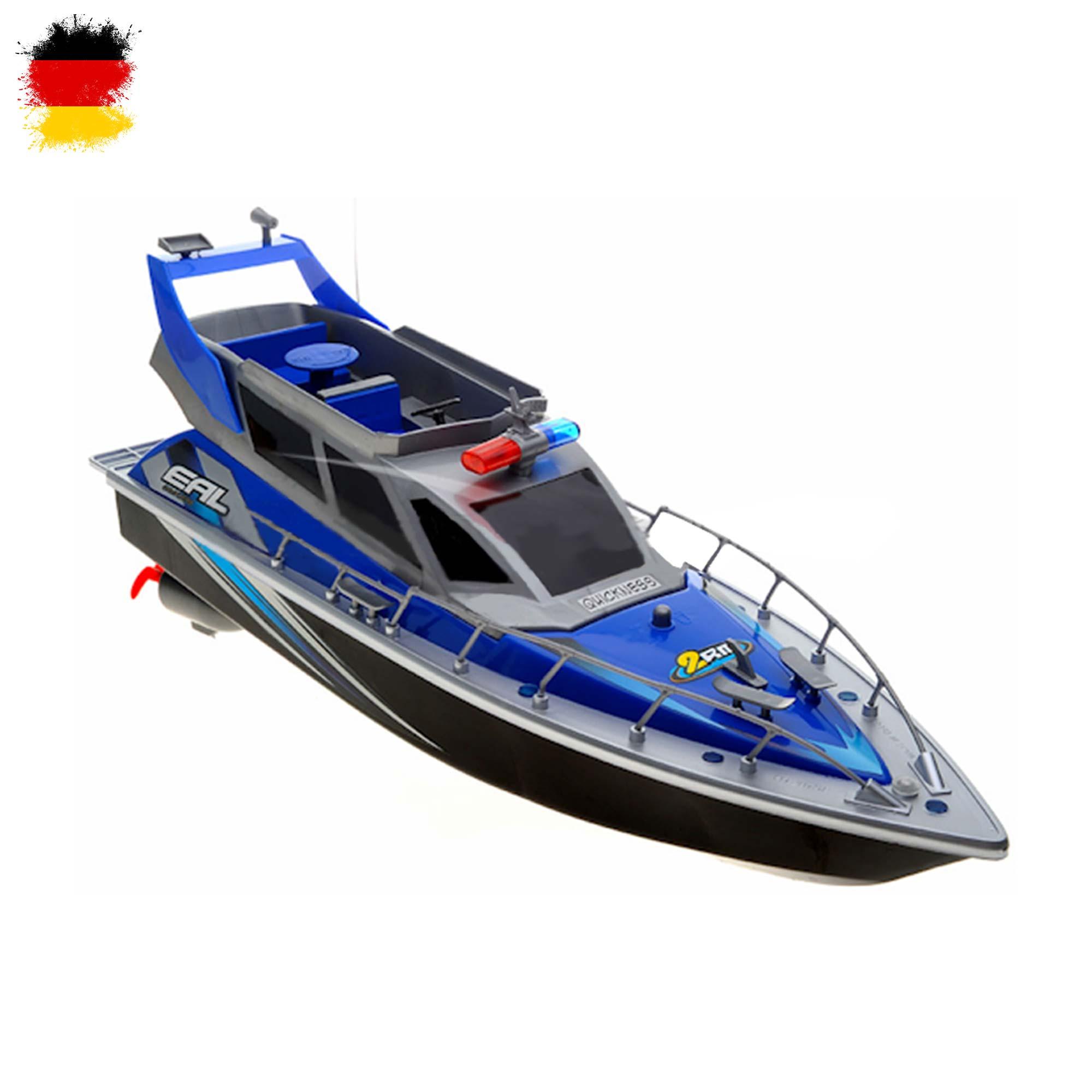 rc boot schiff polizeiboot polizeischiff modellbau. Black Bedroom Furniture Sets. Home Design Ideas