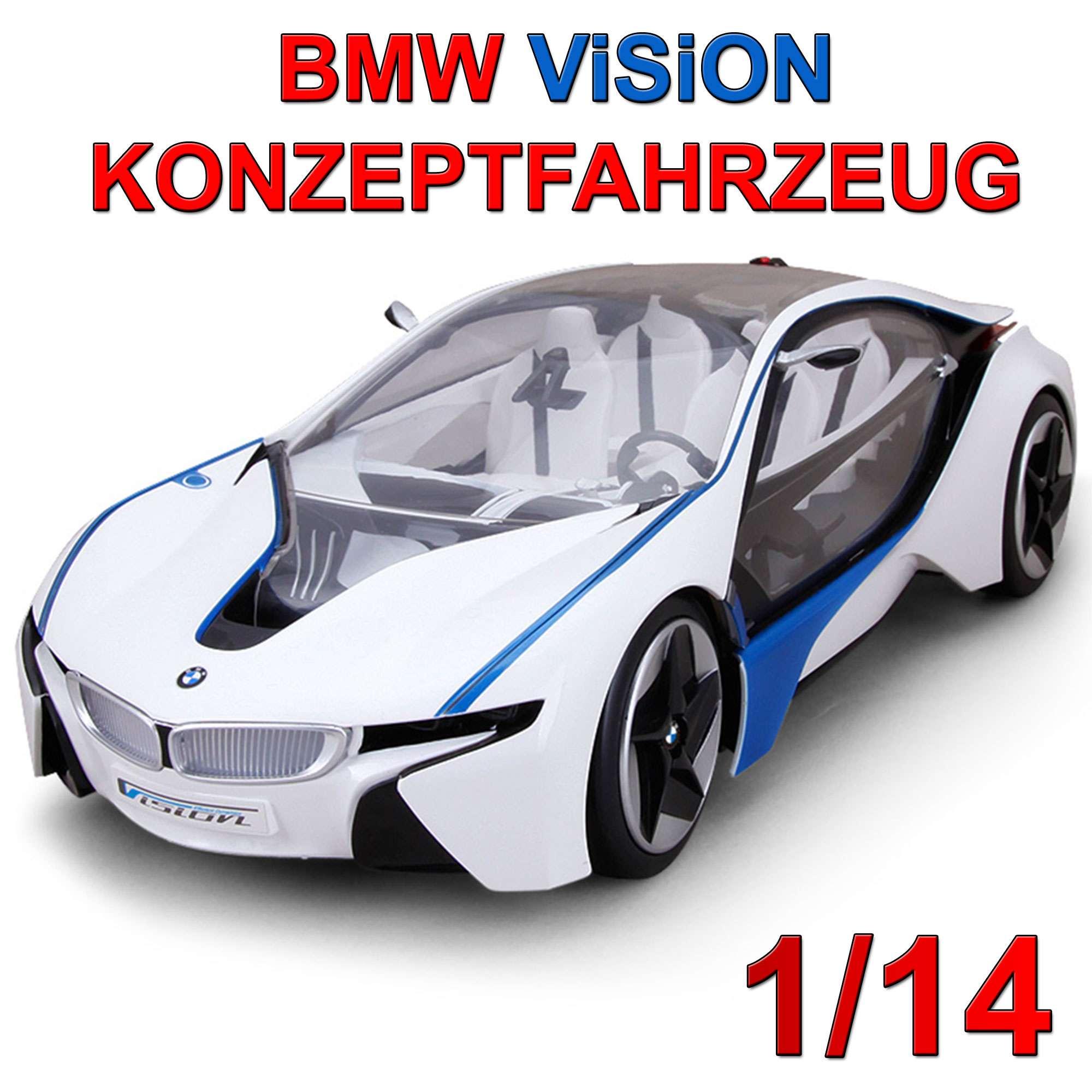 original bmw vision concept car rc ferngesteuertes auto. Black Bedroom Furniture Sets. Home Design Ideas