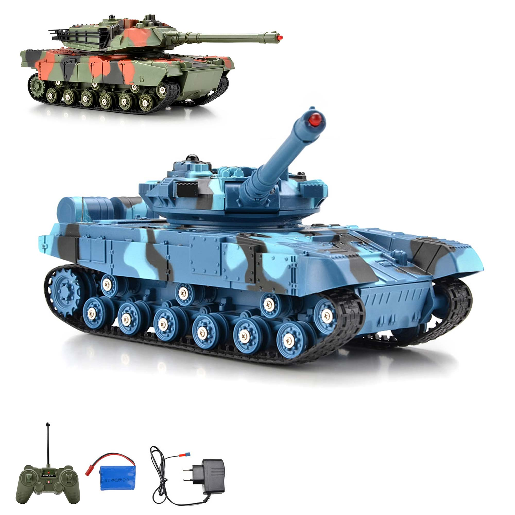 rc ferngesteuerter panzer german leopard modellbau. Black Bedroom Furniture Sets. Home Design Ideas