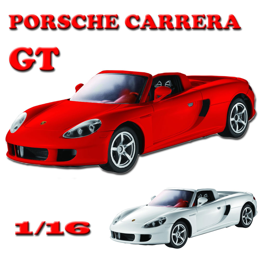 original porsche carrera gt auto rc ferngesteuertes lizenz. Black Bedroom Furniture Sets. Home Design Ideas